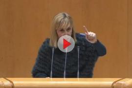 Catalina Soler a un senador de ERC: «'Senyor Picornell, ses Illes són meves, no seves!'»