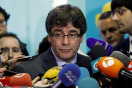 La negociación entre los independentistas ya no contempla el regreso de Puigdemont