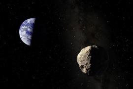 Un asteroide de entre 15 y 40 metros descubierto el domingo se acercará a la Tierra este viernes
