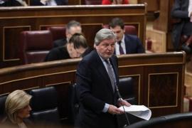 """El Gobierno no permitirá una reforma """"fraudulenta"""" de la ley para facilitar una investidura de Puigdemont"""