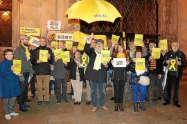 Jordi Cuixart agradece desde la cárcel los cánticos de solidaridad en Cort