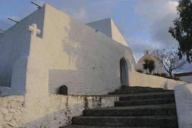 Localizan los cuerpos del párroco de Sant Carles y dos familiares asesinados en la Guerra Civil
