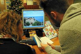 Los turistas que se alojan en viviendas de alquiler aumentan un 30 % en dos años