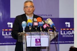 PALMA UH ELECCIONES 2011 SEDE LLIGA REGIONALISTA DE LES ILLES BAL