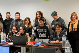 Sant Josep y el SOIB permiten que 10 jóvenes se formen en Administración