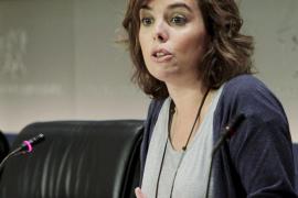 Sáenz de Santamaría, embarazada