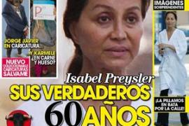 Isabel Preysler, a sus 60 años