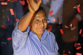Humala vence a Fujimori en las elecciones de Perú