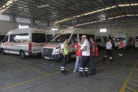 UGT se plantea convocar una nueva huelga de las ambulancias de Balears