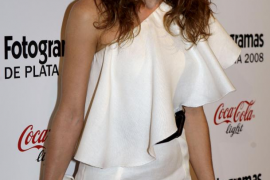 Olivia Molina, embarazada de su primer hijo