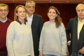 Conferencia de Rubalcaba en Palma