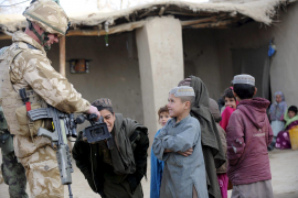 La OTAN admite haber matado por error a 12 civiles afganos