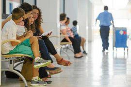 La ausencia de los pacientes obligó a suspender 680.000 consultas en 2017