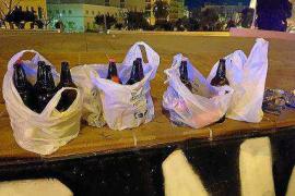 Denunciado un local de Ibiza por vender alcohol a menores de edad