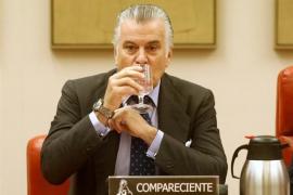 Bárcenas ratifica que Costa le avisó de la facturación falsa de los costes electorales del PP valenciano