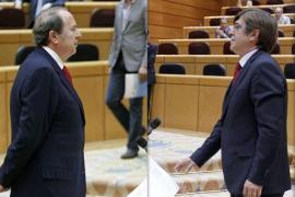 Antich y Rodríguez toman posesión como senadores para «defender a Balears»