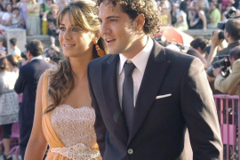 David Bisbal y Elena Tablada