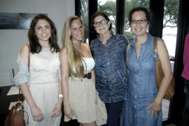 Inaugurada una exposición de arte en el Melià de Mar