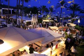 puerto portals fiesta 25 aniversario tristan bauza, familia graf, sch