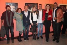 Exposición colectiva solidaria