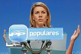 El PP califica de 'parches' la novena remodelación del Gobierno de Zapatero