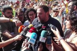 Junqueras pide al TC su libertad suspendiendo la prisión preventiva del Supremo