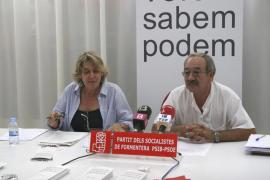 El PSIB niega haber vetado un pacto con el PP en Formentera porque nunca se contempló