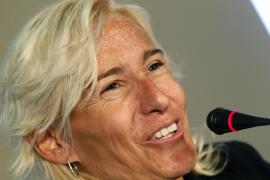 Marta Domínguez anuncia que preparará Londres 2012