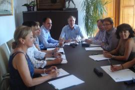 El Consell se muestra contrario a desdoblar la carretera Eivissa-Santa Eulària