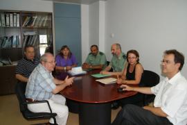 Can Misses y Guardia Civil mejorarán sus comunicaciones en las urgencias por drogas