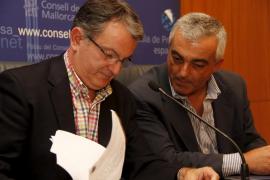 Joan Rotger y Miquel Barceló