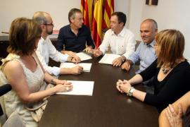 Vicent Serra promete tramitar con «máxima agilidad» el proyecto de mejora de Ses Salines