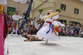 Las danzas de los Cossiers d'Algaida