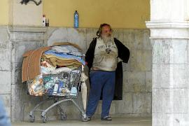El indigente de l'Olivar afronta dos años y medio de cárcel por una agresión