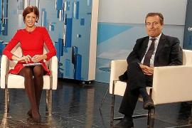 Joan Gual de Torrella: «Fue un error no construir el aparcamiento de es Martell»