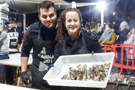 95 kilos de sardinas y mucha diversión para despedir el carnaval