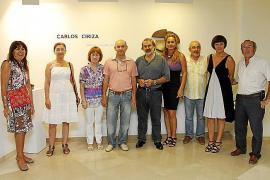 Carlos Ciriza en Can Prunera y en la Galería Vanrell