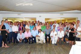 Cena de los miembros de la Acadèmia de la Cuina i el Vi en el restaurante Nàutic