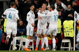 La Champions devuelve la sonrisa a Cristiano y al Real Madrid