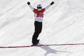 Regino Hernández gana el bronce en la prueba de cross de snowboard y pone fin a 26 años de sequía