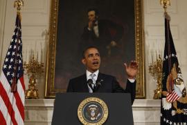 Obama dice que los problemas de los EEUU 'tienen solución'