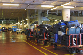 Desconvocan la huelga del personal de tierra de los aeropuertos