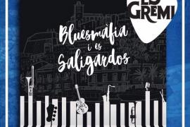 Bluesmafia i es Saligardos presentan su disco en Es Gremi