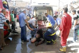 Atentados en Irak