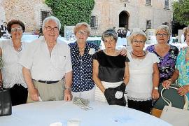Cóctel benéfico organizado por la Orden de Malta en Son Termens