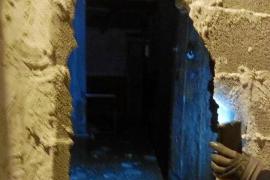Nuevo intento de ocupación ilegal en una casa de sa Penya 10 días después de tapiarla