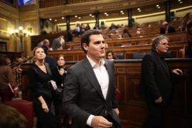 Albert Rivera reclama a Rajoy la implantación del trilingüismo en Catalunya el próximo curso