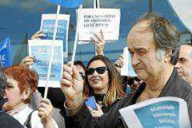 Armengol expresa su «respeto» por la manifestación del domingo