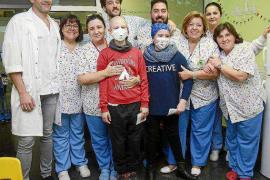 Sonrisas frente al cáncer