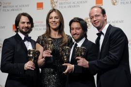 «En tierra hostil» gana el pulso a «Avatar» con seis premios BAFTA